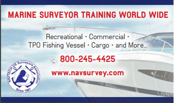 US Surveyors Association  Approved marine surveyor training
